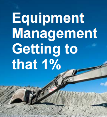 managing construction equipment management costs