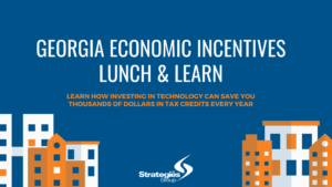 Georgia Economic Incentives